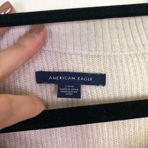 American Eagle Outfitters Tops - American Eagle cream sweater